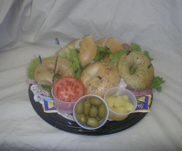 "<font color=""#FFFFFF"">a</font>Small  Lunch Sandwich Platters"